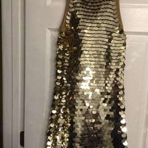 Michael by Michael Kors sequined dress